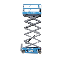 SCISSOR LIFT-32' 2WD STANDARD ELECTRIC - Sunstate Equipment
